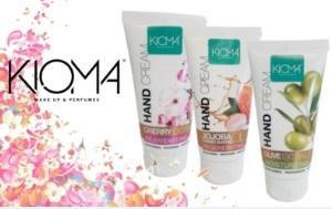 Nuevas Cremas de Manos Kioma!