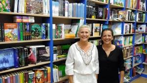 Abecedario inaugura librería en Ontinyent