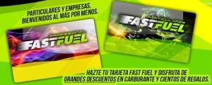 Fast Fuel premia a sus clientes con tarjetas de fidelización