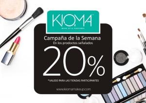 Fabulosa Campaña de la Semana!  Kioma