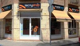 Villaviciosa (Asturias), es el nuevo punto de venta que ha firmado la franquicia de telefonía Tecnyshop, siendo la cuarta firma de la enseña este mes