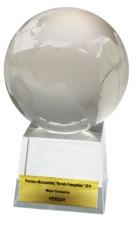 FERSAY galardonada con el premio a la mejor franquicia 2016 en el Congreso de Franquicias de Barcelona