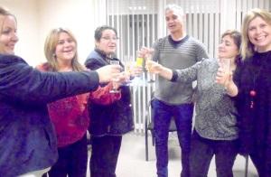 Éxito en la inauguración de Amor Ideal en Toledo