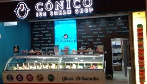 Los helados artesanales de Cónico ya se degustan en París