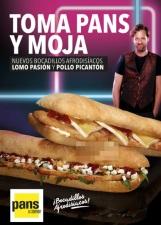 Toma Pans y Moja, la campaña más  HOT DE PANS & COMPANY