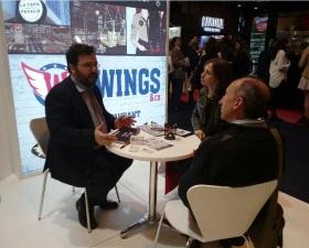 Gran éxito de la consultora Ágora Franquicias en ExpoFranquicia 2017