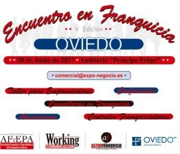 Se inaugura el V encuentro en franquicia en Oviedo.