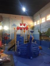 Nueva zona de juego infantil en el Galeón de los Tesoros Piratas