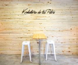 Tiendas Gourmet y Delicatessen tradición y modernidad Kroketería de tía Petra