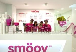 La cadena de yogur helado smöoy aterriza en Holanda, su 16º mercado internacional