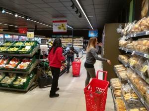 EROSKI inaugura un nuevo supermercado franquiciado en la localidad navarra de Mendavia