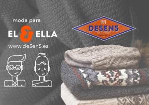 La moda masculina en De5en5