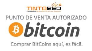 TINTARED, la primera franquicia de Consumibles Informáticos que acepta como método de pago BitCoin, la moneda digital.