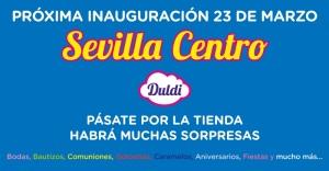 Inauguración Duldi Sevilla Centro – Endulzando el sur