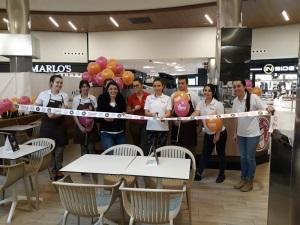 Dunkin' Coffe abre un nuevo restaurante en Tarragona