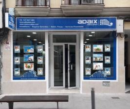 Apertura nueva agencia inmobiliaria de la franquicia Adaix