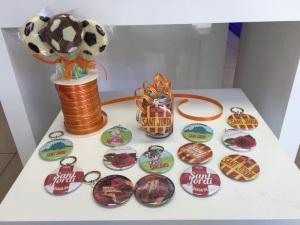 DULDI, chapas personalizadas para las festividades de cada pueblo o ciudad