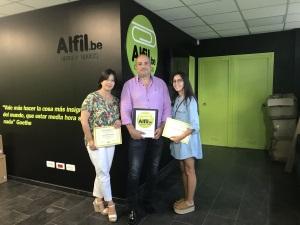 FINALIZA LA FORMACION Alfil.be Martorell (Barcelona)