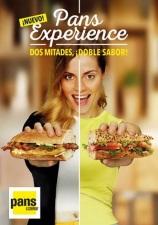 """Pans Experience"", dos mitades, doble sabor de PANS&COMPANY."