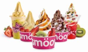 La cadena de yogur helados Smöoy dice adiós a los colorantes artificiales de salsas y siropes de frutas