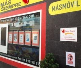 Linea Tours obrece a sus clientes tarifas móviles Low Cost