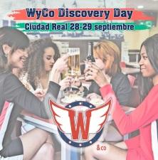 Inscríbete al Discovery Day de WyCo Restaurant en Ciudad Real