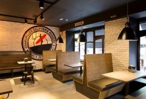 Beer&Food multiplica por seis el número de hamburgueserías Carl´s Jr. en nuestro país