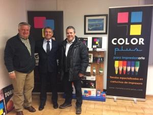 Nuevo responsable de tienda en Valladolid, Color Plus