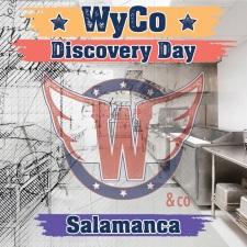 Reúnete con la central de WyCo Restaurants en Salamanca