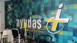 Nueva tienda de accesibilidad Ayudas Más en Madrid