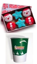 DUNKIN' COFFEE, presenta el regalo más dulce para esta navidad