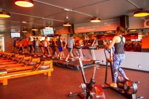 La cadena norteamericana Orangetheory Fitness, nueva vecina en la Plaza Gala Placidia de Barcelona