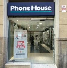 PHONE HOUSE ha inaugurado dos nuevas tiendas en la ciudad Barcelona