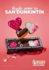Celebra San Dunkintín en DUNKIN' COFFEE