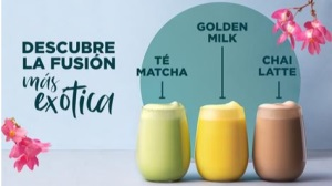 GOLDEN MILK', nueva bebida de tendencia de Dunkin' Coffee