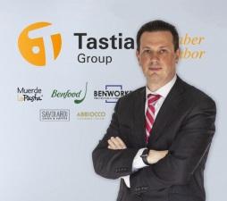 Alberto Armijo, nuevo director corporativo de finanzas y servicios generales de Tastia Group