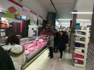 EROSKI inaugura un nuevo supermercado franquiciado en la localidad Vizcaína de Muskiz