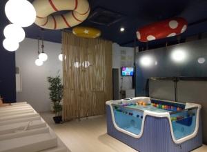La cadena de spa infantiles Splash Baby Spa se posiciona como la primera franquicia en este modelo de negocio