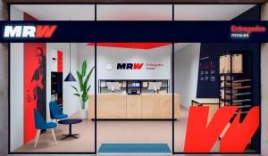 MRW presenta su nueva imagen de Franquicias en EXPOFRANQUICIA 2019