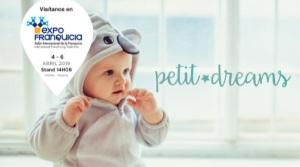 Petit Dreams asistirá a Expofranquicia 2019