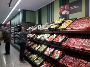 EROSKI inaugura un nuevo supermercado franquiciado en la localidad oscense de Ainsa