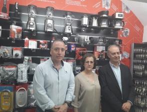 Fersay abre un nuevo corner en Villafranca de los Barros (Badajoz).