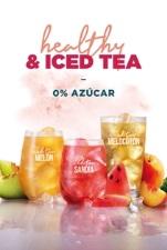 DUNKIN' COFFEE lanza nuevos Iced Tea de fruta con 0% azúcar
