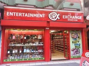 CeX incrementa un 11% sus ventas online en nuestro país
