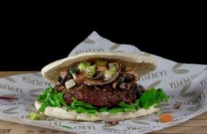 La Pepita Burger Bar viaja a Grecia