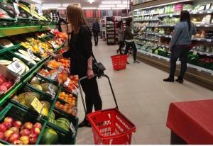 EROSKI inaugura un nuevo supermercado franquiciado en la localidad Vizcaína de Santurce