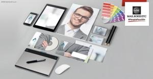 Mail Boxes Etc. proporciona servicios de diseño gráfico e impresión creativas.
