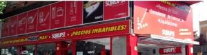 Sqrups! aterriza en Cádiz  con la apertura simultánea de dos outlets urbanos