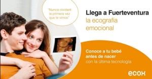 La ecografía emocional ECOX llega a Fuerteventura
