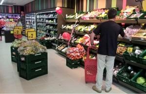 EROSKI inaugura un nuevo supermercado franquiciado en Madrid
